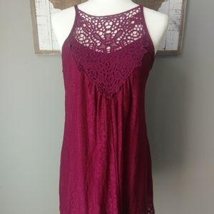 XS xhilaration  lace summer dress